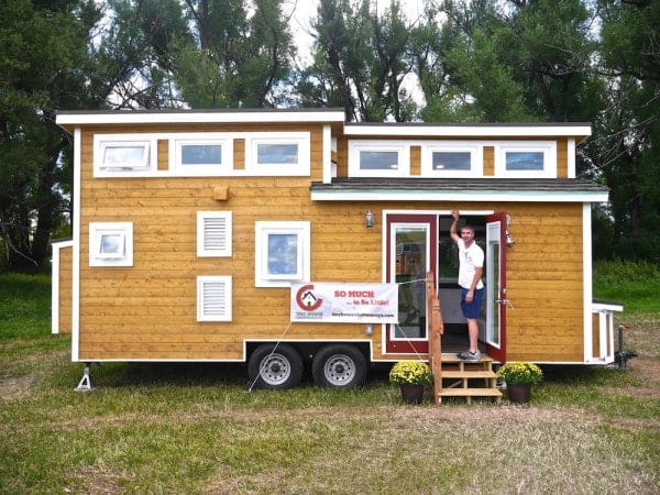 This Off-Grid, Mini-Masterpiece Is The First Of Its Kind