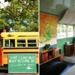 School Bus Home Filled With Vintage Treasures Will Leave You Swooning
