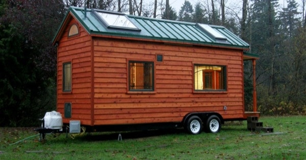 Clean Classy And Mortgage Free The Little Tiny House