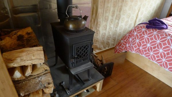 Container-Cabin-Tahoe-National-Forest-Jotul-Stove