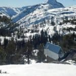 3 Shipping Containers Form A Private Offgrid Home In Tahoe