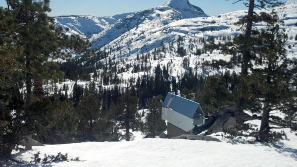 Container-Cabin-Tahoe-National-Forest-View