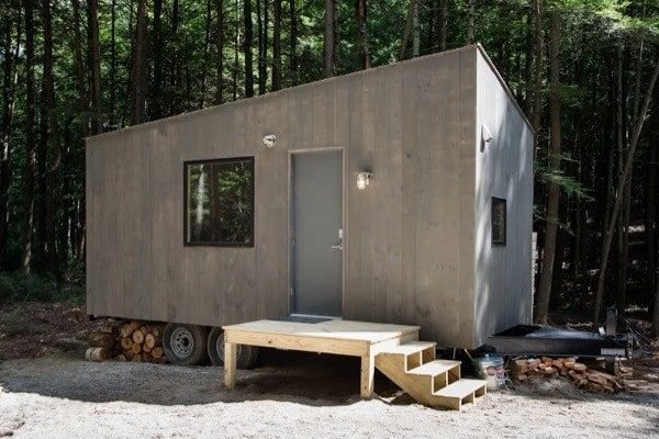 Harvard's Millenial Lab Unveils Their Second Tiny House