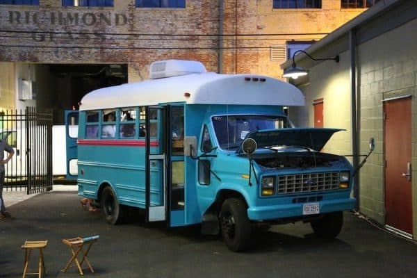 Students Build A Sweet Short Bus Home On A Budget