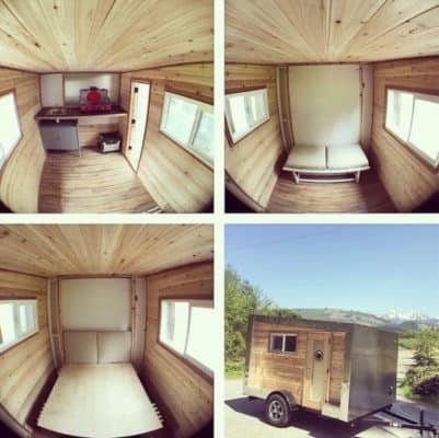 The Drift House Is One Sweet Little Camper