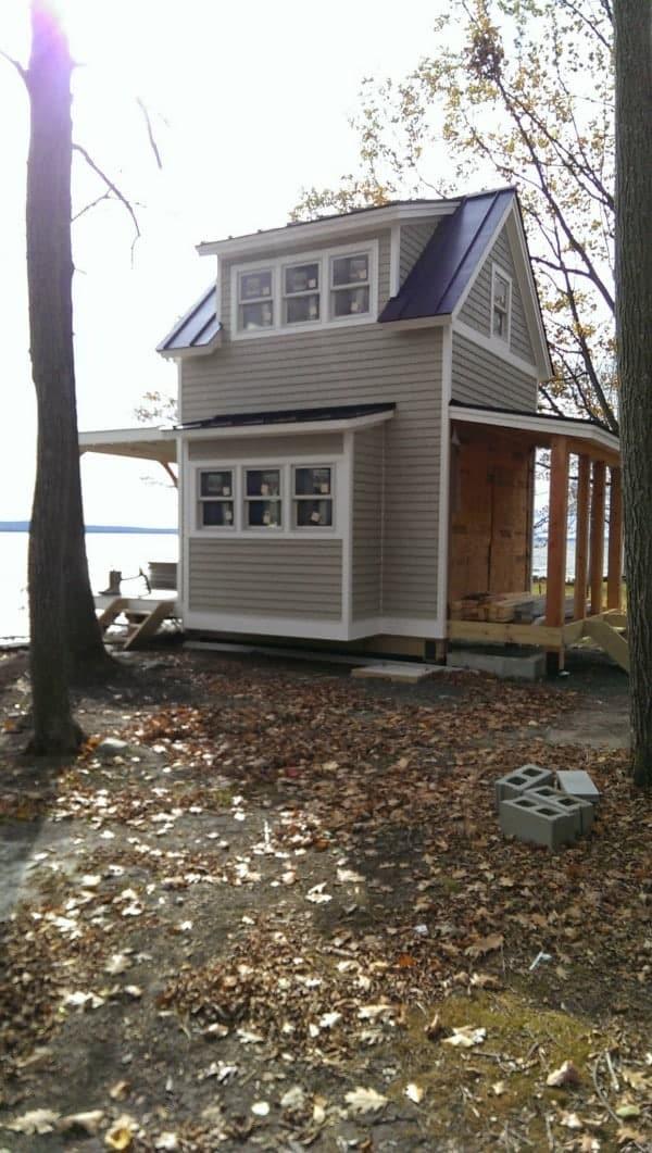 Butler Island Cabin 1