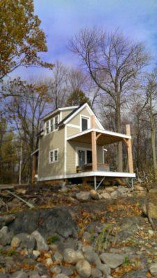 Butler Island Cabin 3
