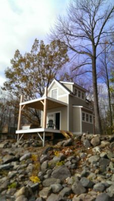 Butler Island Cabin 4