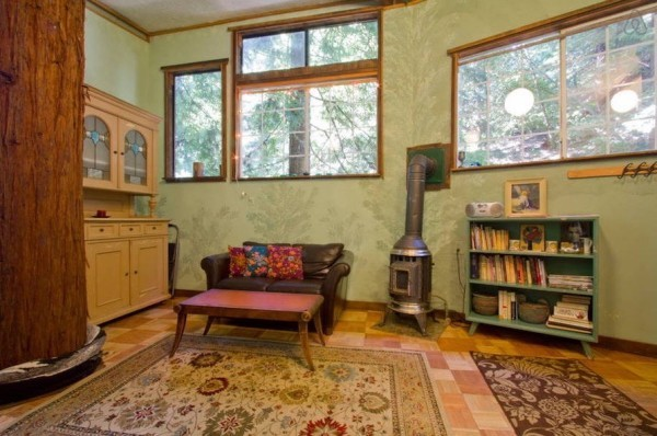 Redwood Treehouse 3