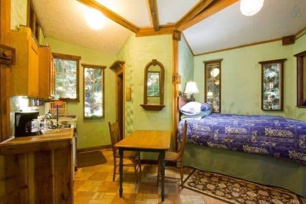 Redwood Treehouse 4