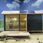 This Mini Eco-Cabin Takes Offgrid Style To New Heights