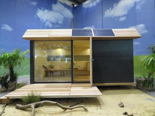 WAVE Eco Cabin 1