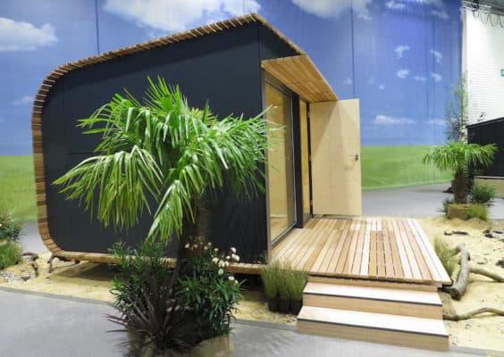 WAVE Eco Cabin 2