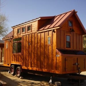 Free plans build your own cabin for under 4 000 for How to build your own tiny house on wheels