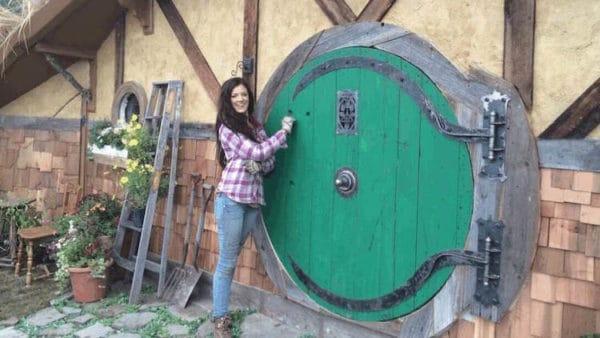 Kristi's Tiny Hobbit Home 2