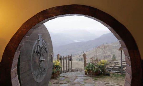 Kristi's Tiny Hobbit Home 5