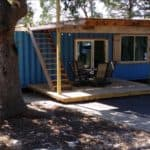 He Turned This Cold, Empty Shipping Container Into A Home