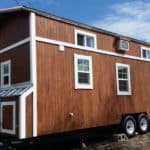 Woman Builds Tiny House For 25k, Then Gives It Away