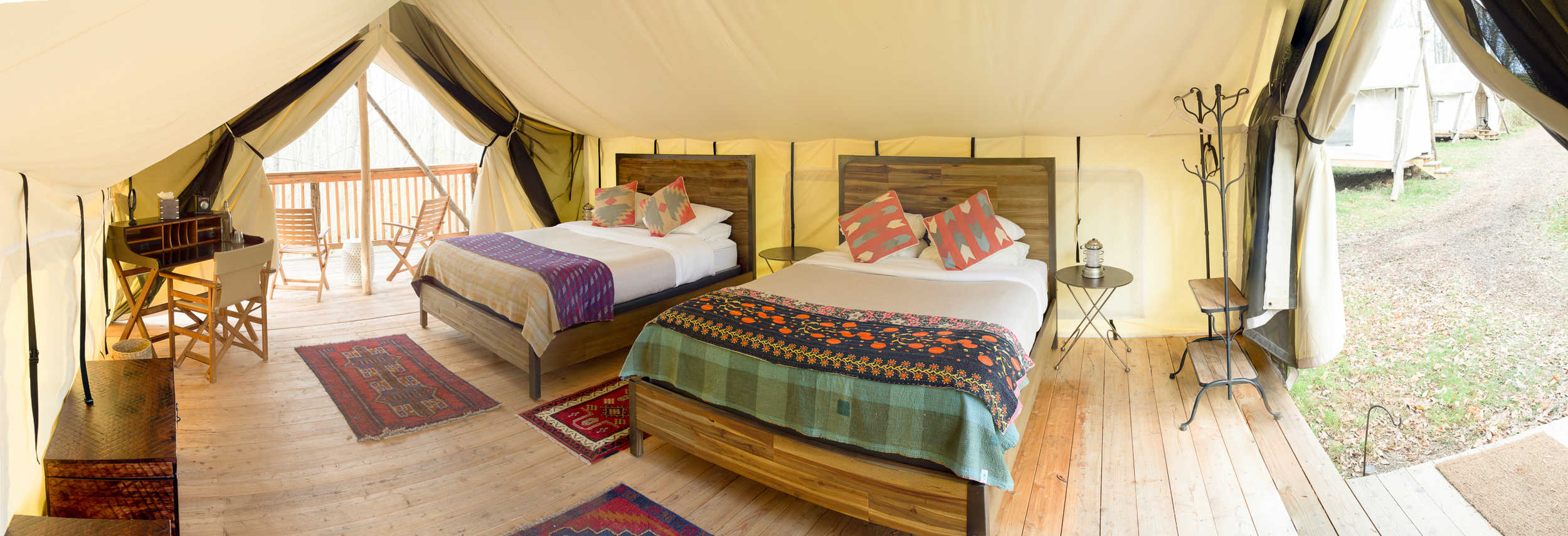 Firelight Camps Offer The Utmost In Luxury Quot Glamping