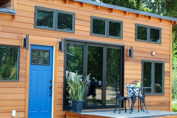 Tiny Modern House On Wheels stunning heirloom tiny home with a luxury feel - tiny house for us