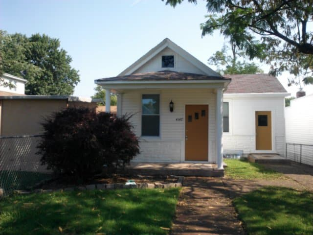 newly rehabbed one story home w basement 4147 eichelberger street st