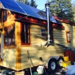 Solar Powered Tiny Home Loaded With Offgrid Living Essentials
