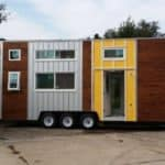 """""""Little Sunshine"""" Tiny House Is A Bright And Stylish Example"""