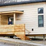 Duluth tests innovative tiny house for the homeless