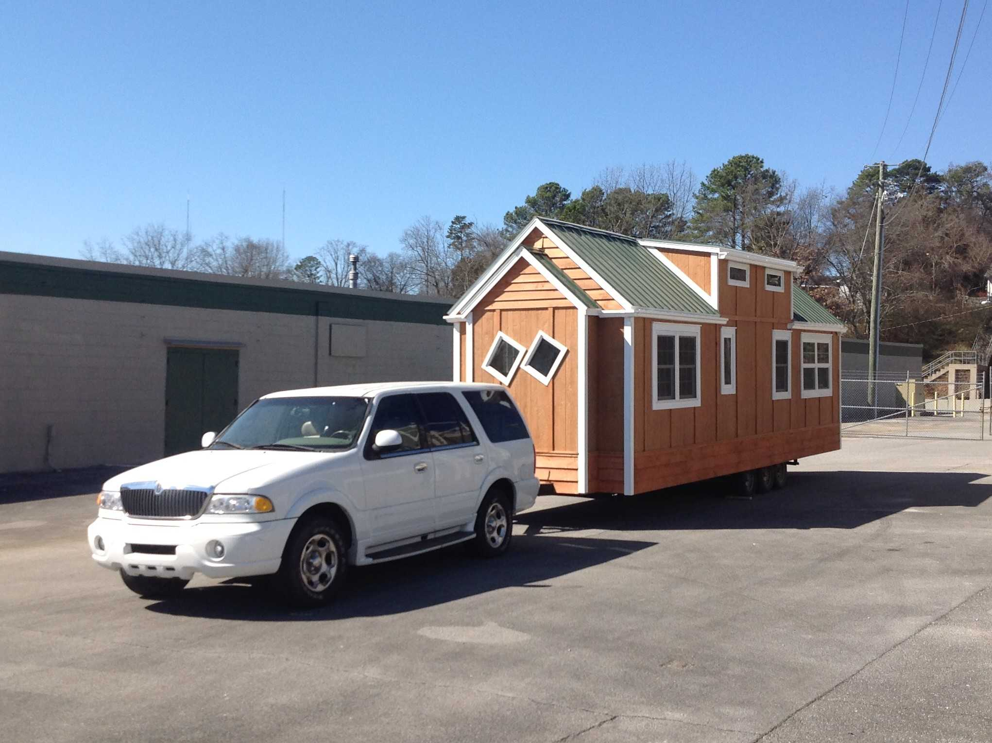 Custom Cabins Tiny House Interview With Tiny House Builder