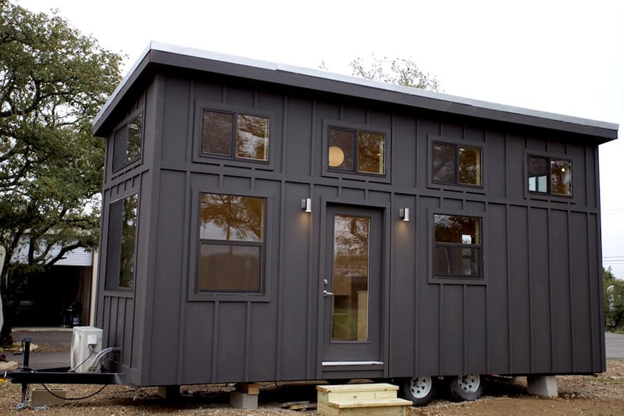 Water heater size water free engine image for user Modern tiny homes on wheels
