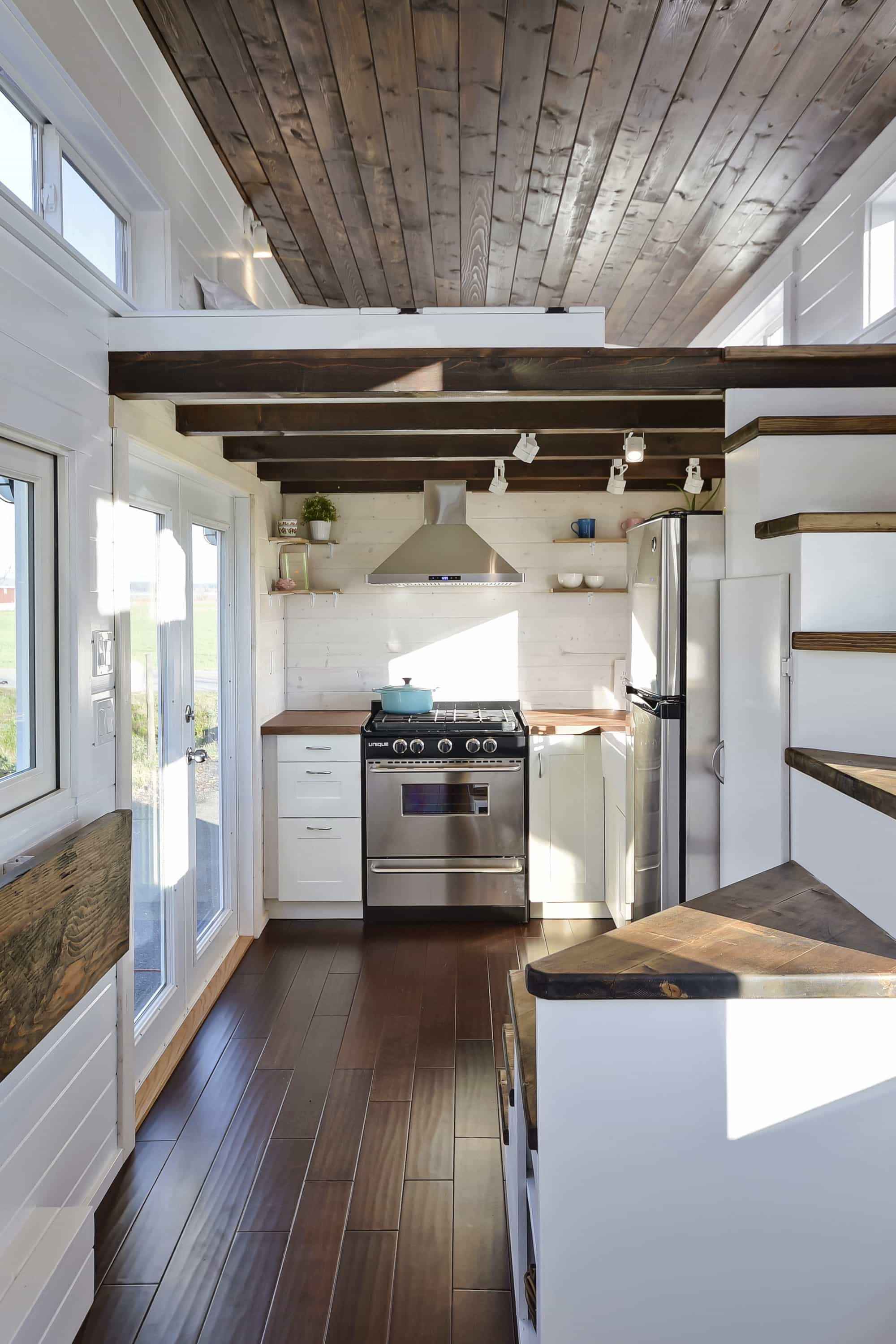 Custom Build your 24ft Tiny home Tiny House for Us