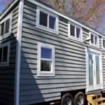 Brevard Tiny House Company's New Build – The Chickadee