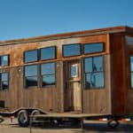 Luxurious hunting lodge on wheels helps charities