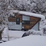 Comfy micro-chalet on the slopes of Golden, CO