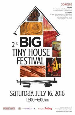 2nd BIG Tiny House Festival