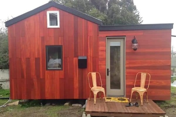 Designer Tiny House Experience 2