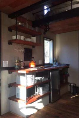 Designer Tiny House Experience 4