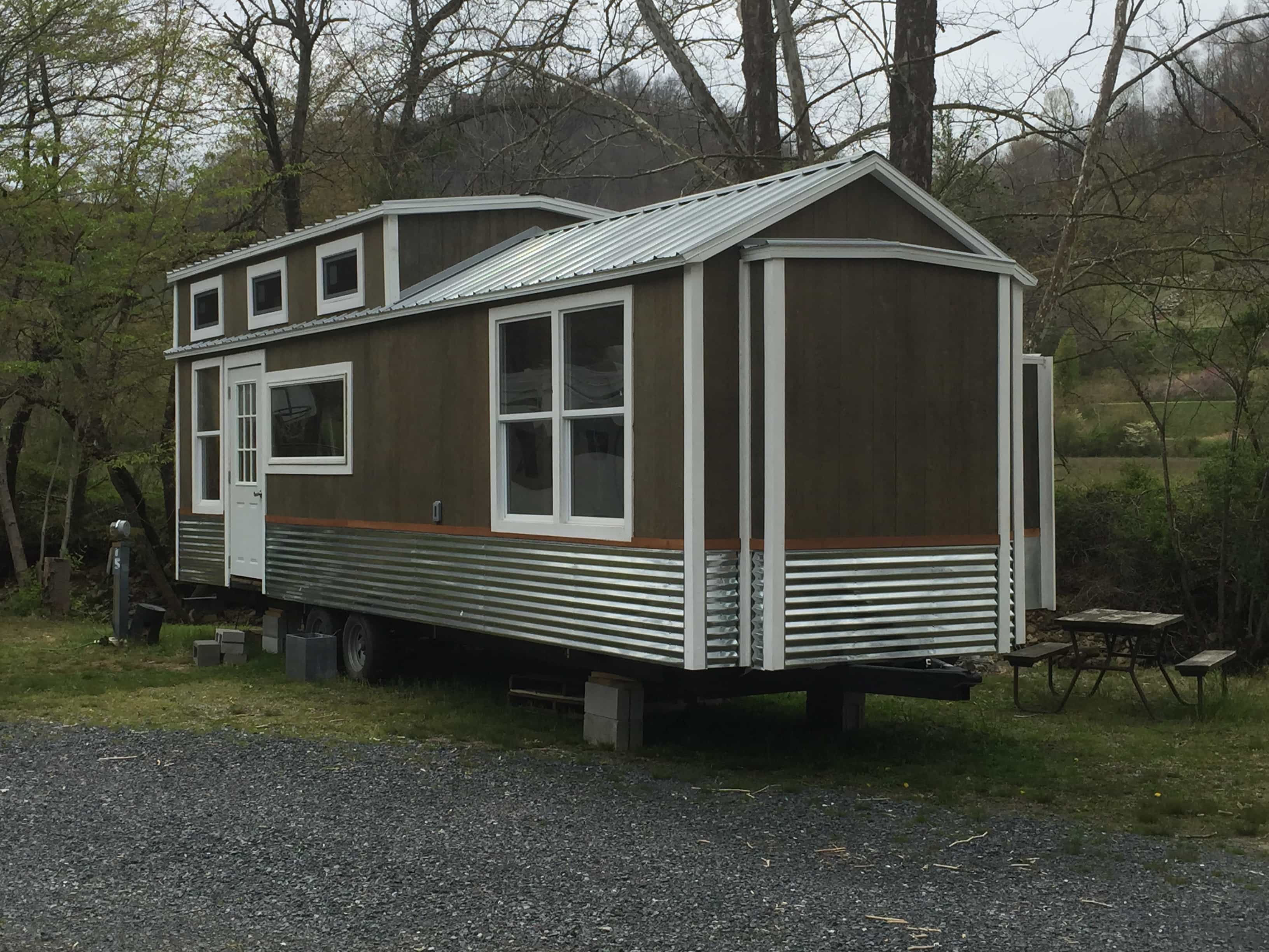 Custom Style Tiny House On Wheels Build Your Dream Tiny