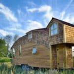 Abel Zyl shows why he's the best builder in the tiny house biz