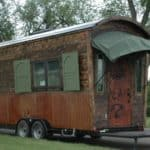 Tiny Idahomes' amazing vardo for modern-day gypsy healers