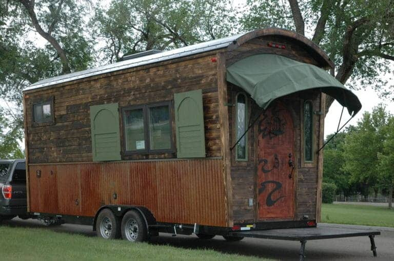 Tiny Idahomes Amazing Vardo For Modern Day Gypsy Healers