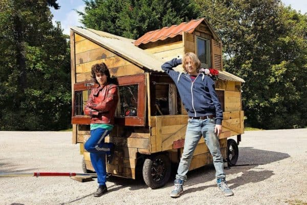Microbe & Gasoline brings a tiny house to the big screen