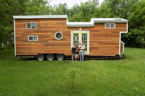 Ripon, WI, threatens to evict tiny house family