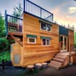 Jaw-Dropping Tiny House With Rooftop Deck