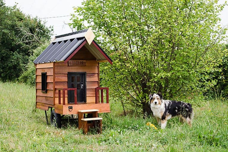 She Left Paris For A Tiny House And Founded Baluchon