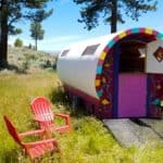 Gypsy Getaway Wagons you can rent for the road