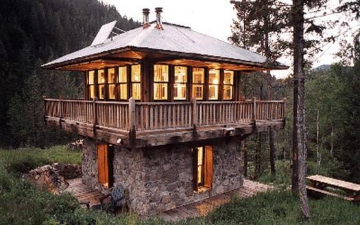 Judith Mtn Cabin 1