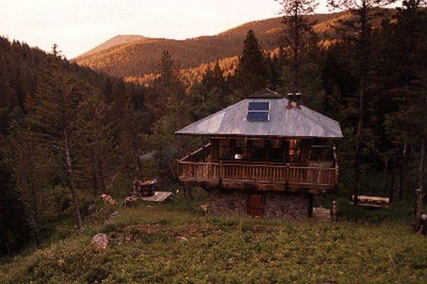Judith Mtn Cabin 2