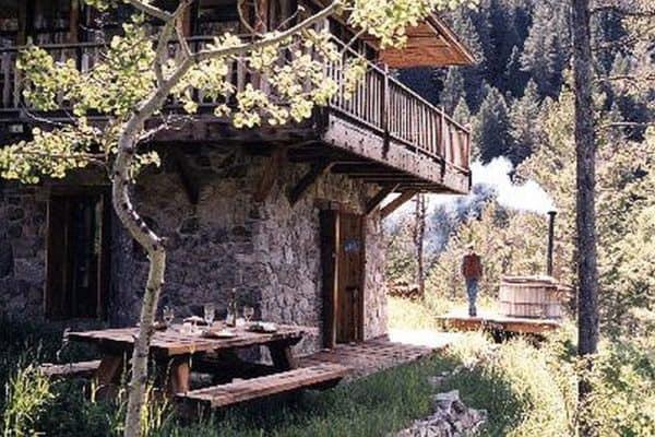 Judith Mtn Cabin 7
