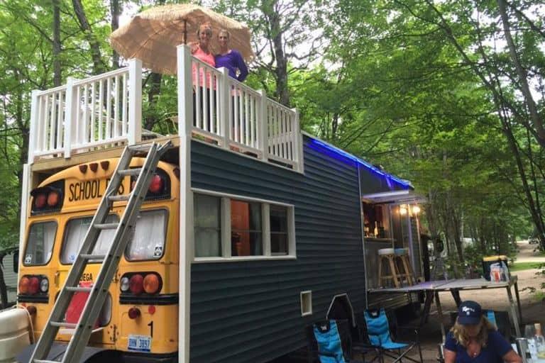 John & Deb's Fun & Functional Bodega Bus